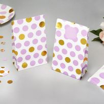 Pattern Works Lilac Party Bags (5)